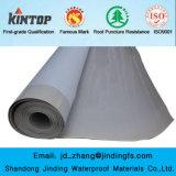 Мембрана PVC поливинилового хлорида водоустойчивая