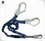 Crochet de sécurité forgé avec verrouillage double