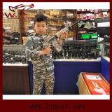 Tactical US Army uniforme militar para los niños en el CAMO