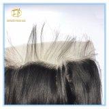 100% Spitze-Stirnbein der unverarbeitete große auf lager natürliche Farben-Silk niedriges Karosserien-Wellen-13*4 mit Fabrik-Stück Sblf-001