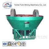 Minério de ouro molhado para extração de ouro Pan Mill