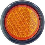 """LED 4"""" 둥근 정지 회전 테일 빛 Tl801"""