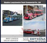 58 plazas turísticas del Tren Eléctrico de estacionamiento o Resort