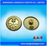 Shanghai Customs College Pokemon Lapel Pin Poppy Badge