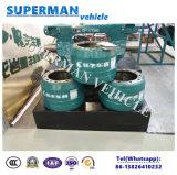 13t de semi Remtrommel van de Aanhangwagen van de Vrachtwagen Van China S 420*220