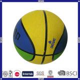 Tamaño promocional 3 # Mini baloncesto de goma