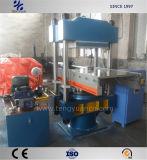 100 toneladas superior da placa de pressão da imprensa de vulcanização da China