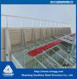 2017 Construções pré-fabricadas Estrutura de aço Stand com Truss