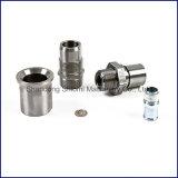 Fabriquer les pièces métalliques usinées avec précision CNC avec une haute qualité