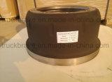 Тормозный барабан тележки на Benz 6584210001 Мерседес