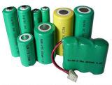 De Batterij 3500mAh van Ni-MH 3.6V C