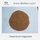 処理し難い原料のデッド焼き付けられたマグネサイトMGO90%
