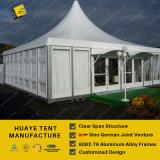 贅沢な固体壁のおおいのテント10X10の塔のテント