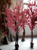 Decoração 4F árvore de Flor de Cerejeira Artificial