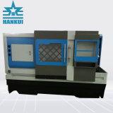 Cnc-flaches Bett-Drehbank mit 600mm dem maximalen Schwingen über Bett
