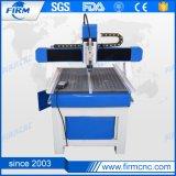 Bekanntmachen des Ausschnitts, der Mini-CNC FM6090 bekanntmacht Stich CNC-Fräser graviert