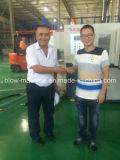 Js-2000X Samll aceite botella de 2 cavidades de soplado máquina de moldeo con el CE