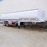 半三車軸BPW車軸燃料のガソリンタンカーのトレーラー