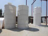 El tanque del tanque de almacenaje del producto químico PP/PE/PVC