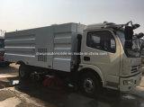 1200 galloni della pavimentazione della spazzatrice 4X2 di lavata della strada e camion di pulizia