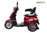 Scooter de mobilidade elétrica Triciclo elétrico de 3 rodas 1kw E-Scooter