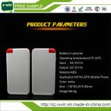 Côté rechargeable 5000mAh d'alimentation par batterie