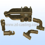 OEM Investment Steel Casting per Railway Electric Power Fittings