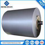 Surface peinte de minces en aluminium de la bobine avec bande de couleur RAL standard