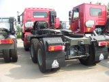 De op zwaar werk berekende Vrachtwagen van de Stortplaats van Sinotruk HOWO van de Vrachtwagen 6*4