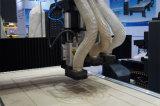 Fuso de múltiplos gravura de Mudança Automática do CNC Máquina de madeira