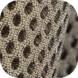 A1768 Última llegan y muestra de tejido de malla diamante