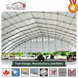 tenda foranea di alluminio del poligono della struttura della portata libera larga di 60m per gli eventi