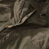 フードが付いている偶然のジャケットの下でパッドを入れられるメンズParka