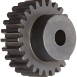 Custom Spur Bevel Worm Gear with Gear Wheel