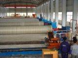Machine d'emballage composée de pipe d'éolienne de filament de pipe de GRP FRP