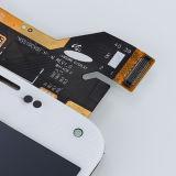 Original del LCD pantalla táctil del reemplazo para Samsung Galaxy S5 G900 i9600 con el casero de la flexión