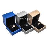 ممتازة [هندمد] نوع ذهب جلد هبة حلق [جولّري] [بكج كس] صندوق