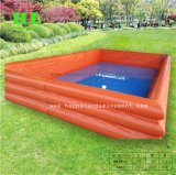 Piscina gigante inflable con Paddle Barco
