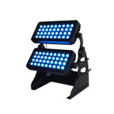 72PCS Waterproof Double-Head LED 4 In1 Washer Outdoor Light