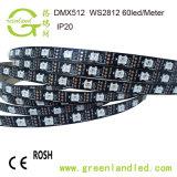 Оптовые цены на заводе Полноцветный RGB 12В постоянного токаws2812 LED газа с маркировкой CE RoHS утверждения