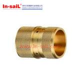 Joints rotatifs CNC Precision personnalisés pour l'ajustement des machines