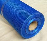 Alta calidad de 145g/m2 de la malla de fibra de vidrio resistente a alcalinas de material de construcción