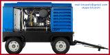 Compresseur à air à vis Atlas Copco Liutech 679cfm 19bar pour l'exploitation minière