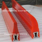 Minenindustrie PU-Fußleiste, Polyurethan-Schaufel, Polyurethan-Klassifikator-Schuhe