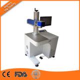 macchina da tavolino della marcatura del laser della fibra dell'incisione profonda 50W per metallo