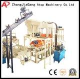 Máquina automática del bloque de cemento/máquina/bloque del ladrillo que hace la máquina
