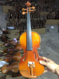 Boxwoodのアクセサリとの工場Price Highquality Solidwood Violin