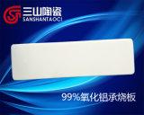 Piastrina del Sinterizzare-Cuscinetto della ceramica dell'allumina di 99% (SSTC0037)