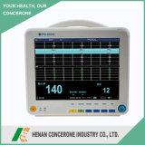 Heißes verkaufenmedizinisches Patienten-Überwachungsgerät 8inch mit Lithium-Batterie