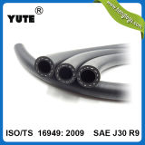 Yute FKM Eco schwarzer Kraftstoffschlauch SAE J30 mit Ts16949